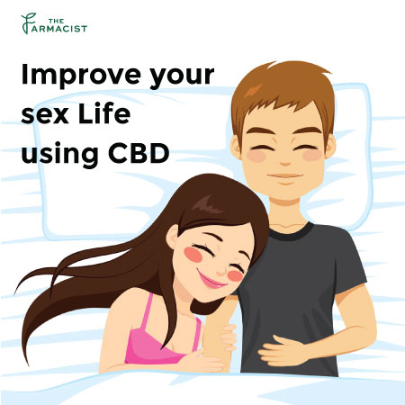 CBD can help in improving your sex life