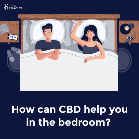 how can CBD help you in the bedroom?