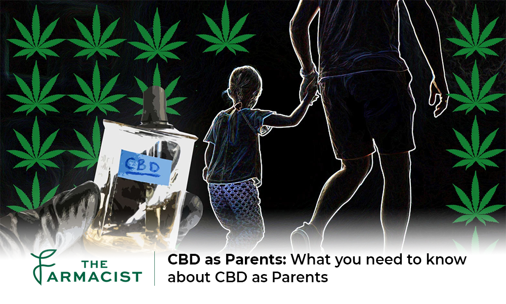 What you need to know about CBD as Parents